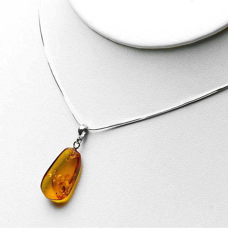 Beautiful Amber Pendant