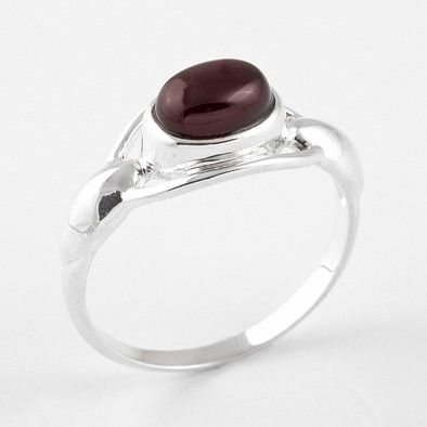 Unusual Cherry Amber Ring
