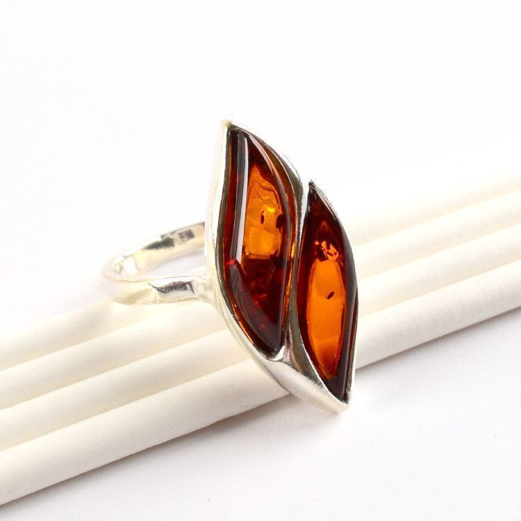 Amber Waves Ring