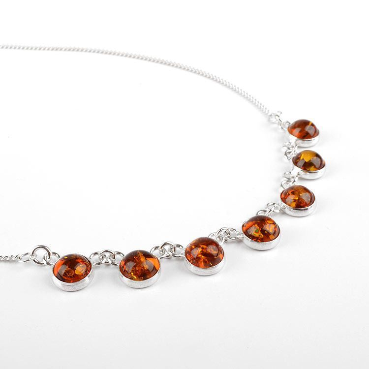 Amber Candy Necklace