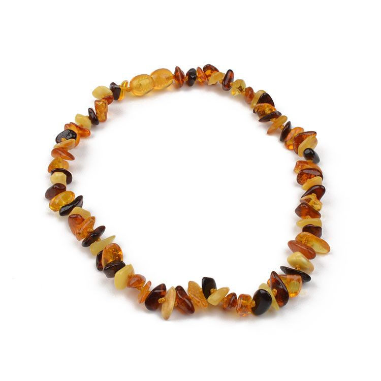 Amber Necklace For Teething Baby