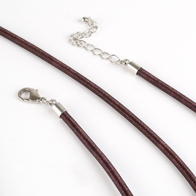 Brown Pendant Cord