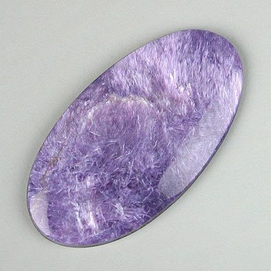 Purple Charoite Gemstone Cabochon