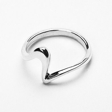 Simple Sterling Silver Ring