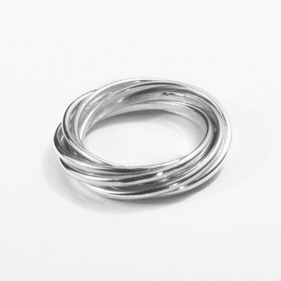 Six Band Ring