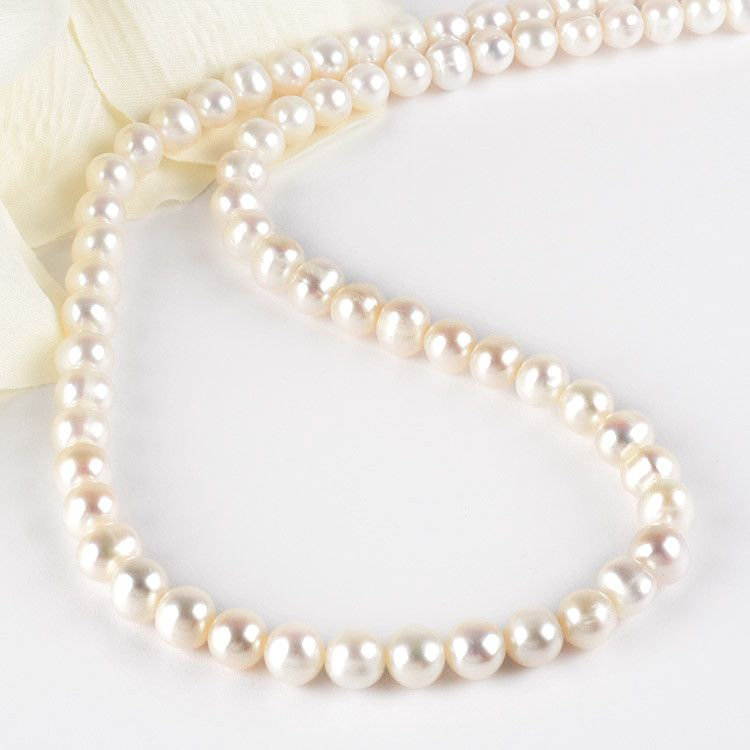 Classic Fresh Water Pearl Necklace