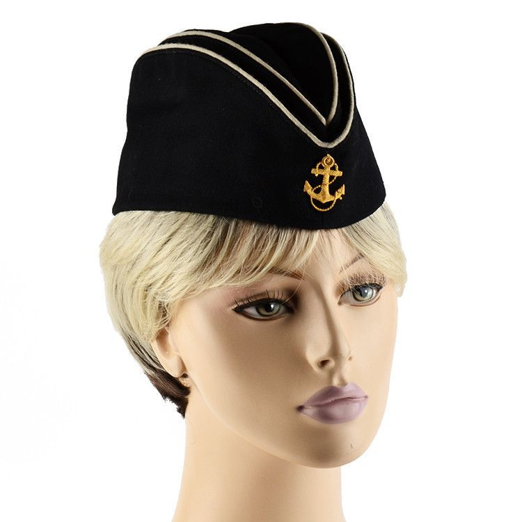 Authentic Russian Naval Field Cap (Pilotka)