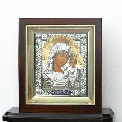 Mary Mother of God Icon