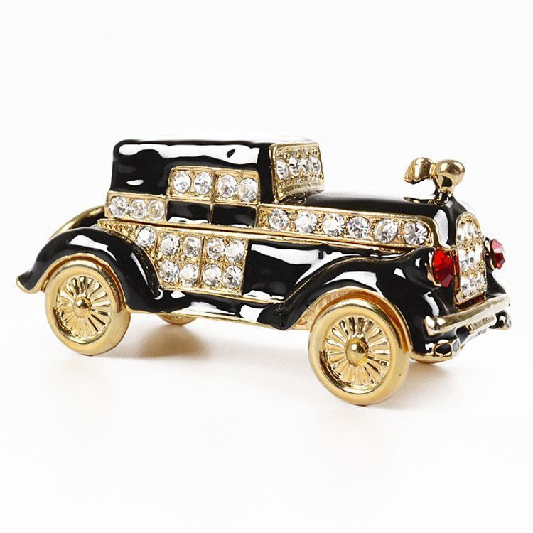 Rolls Royce Trinket Box