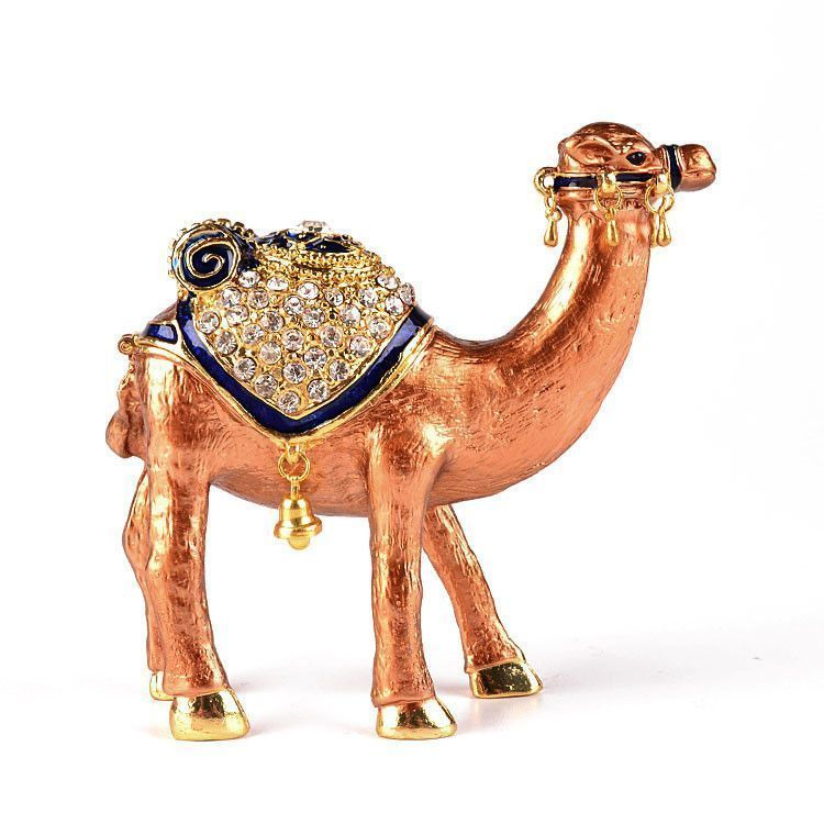 Jewelled Camel Keepsake