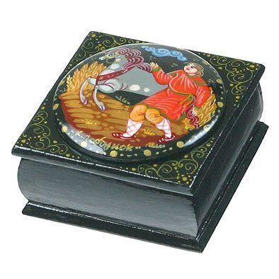 Fairytale Russian Lacquer Box