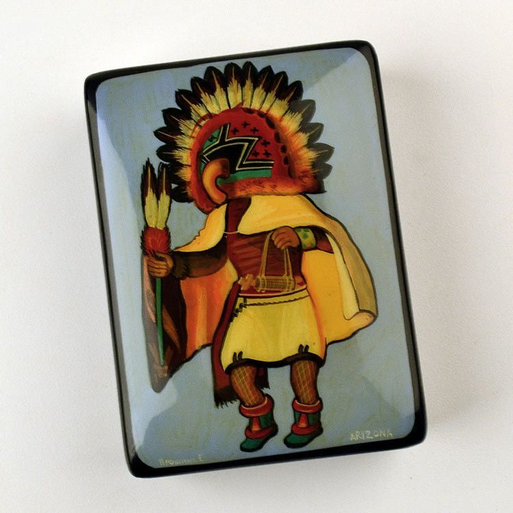 Arizona Chief Kachina Box