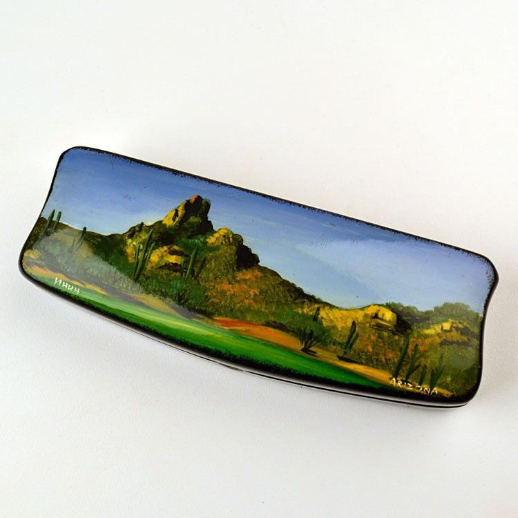 Arizona Mountain Landscape Box