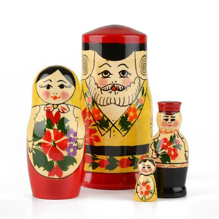 Russian Family Nesting Doll