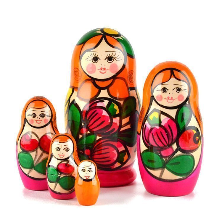 Small Matryoshka Maiden