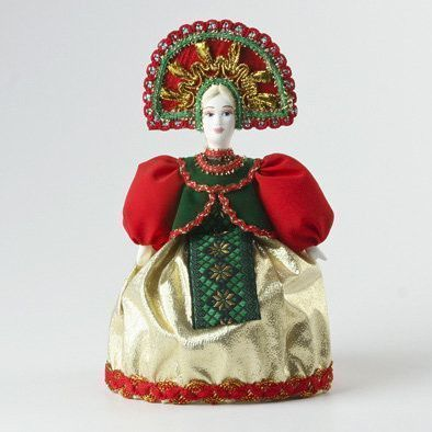 Russian Folk Doll