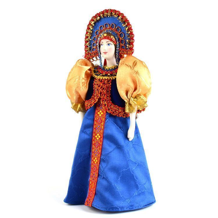 Russian Princess Anastasia Doll
