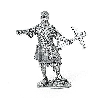 Prussian Archer Tin Soldier