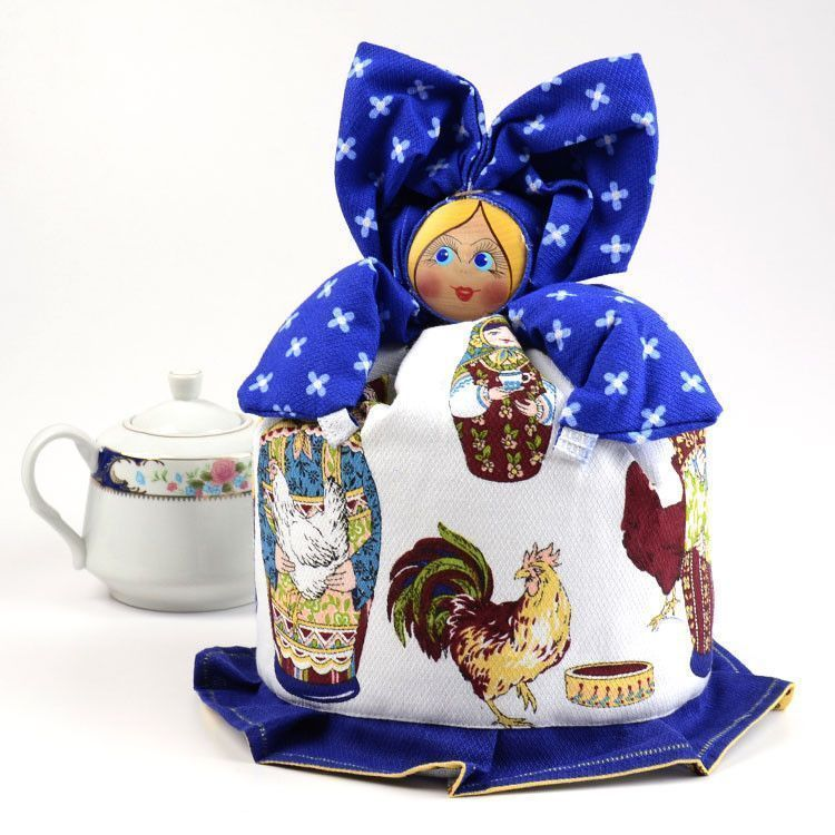Russian Girl Tea Cozy