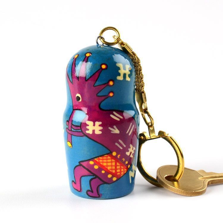 Kokopelli Souvenir Key Chain