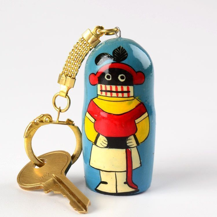 Kachina Souvenir Key Chain