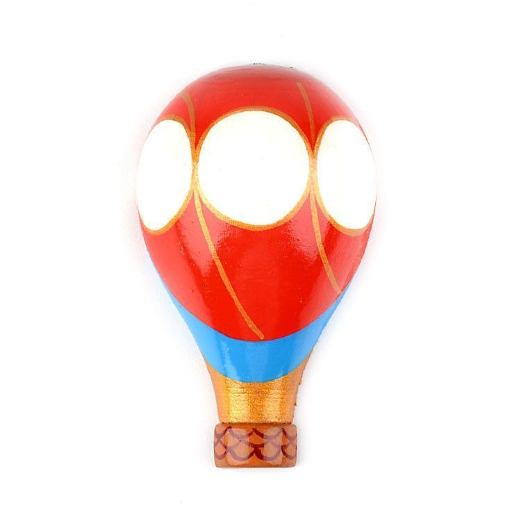 Magnet Souvenir Hot Air Balloon
