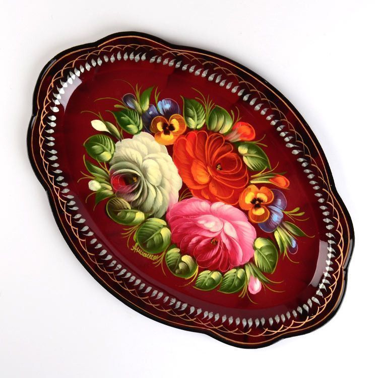 Decorative Platter