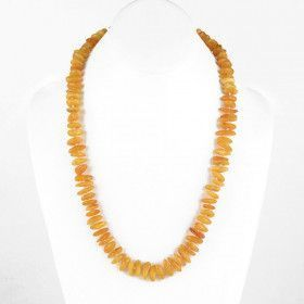 Natural Rare Butterscotch Amber Necklace