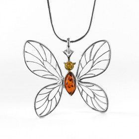 Beautiful Butterfly Pendant