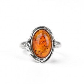 Lovely Amber Ring