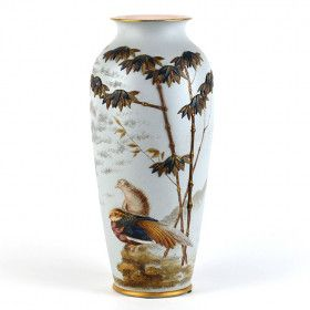 18th Century Antique German Mettlach Vase