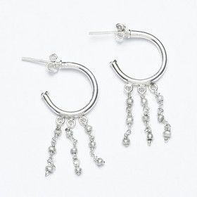 Fresh Water Pearl Seed Earrings