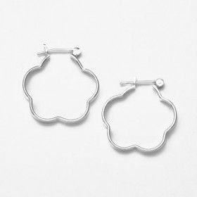 Unique Sterling Silver Earrings
