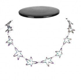 Starry Night Sterling Silver Necklace