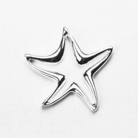 Sterling Star Pendant