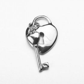 Key to My Heart Pendant