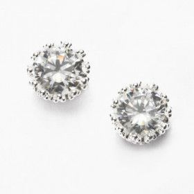 Beautiful Crystal Studded Earrings
