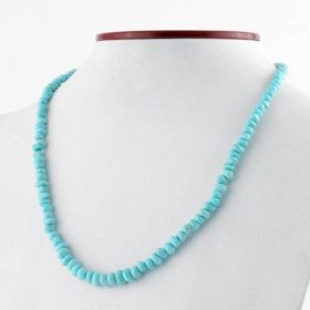 American Indian Turquoise Necklace