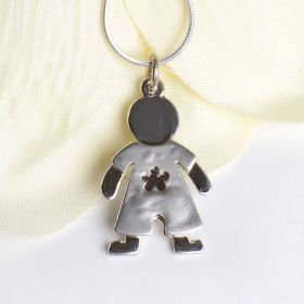 Little Boy Fashion Pendant