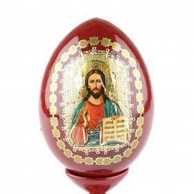 Jesus Russian Orthodox Egg