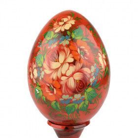 Floral Egg from Russia