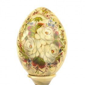 Decorative Egg on Stand