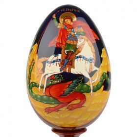 Large Egg of St. George the Victorious