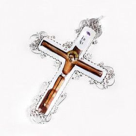 Enameled Crucifix