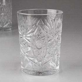 Crystal Glass for Tea Glass Holder