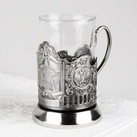 Order of Victory Tea Glass Holder Set