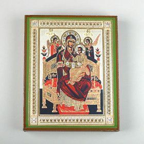 Virgin of Glory Orthodox Icon