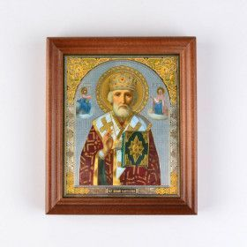 St. Nicholas the Miracle Worker Icon