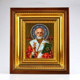 St. Nicholas Miracle Worker Icon