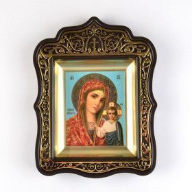 Our Lady of Kazan Kiot Icon